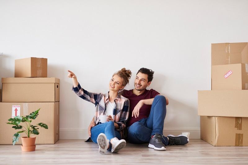 préparer déménagement